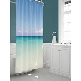 Штора для ванной TomDom Штора для ванной Соури штора loskutclub