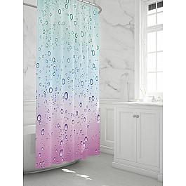 Штора для ванной TomDom Штора для ванной Волри штора для ванной tomdom штора для ванной партол a