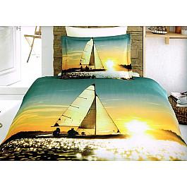 где купить Постельное белье Virginia Secret КПБ Бамбук VS 3D Digital дизайн 01 (1.5 спальный) по лучшей цене