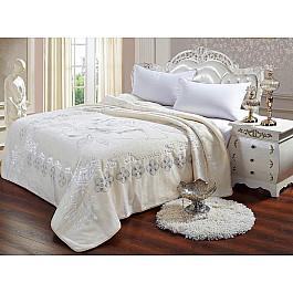 Плед Tango Плед Scheherazade белый, 200*220 см плед tango arcobaleno цвет желтый 200 х 220 см