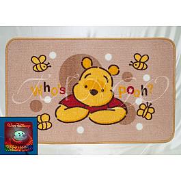 Детский коврик для ванной Pooh бежевый, 50*80 см