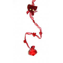 Подхваты для штор DrDeco Подвеска-нить декоративная Роза, v11 подвеска роза мира для красной нити 37
