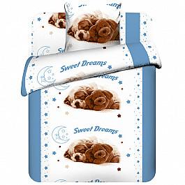 Постельное белье Василиса Комплект постельного белья Сладкие сны 5421 цена