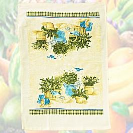 Наборы полотенец для кухни Bon Appetit Полотенце для кухни Bon Appetit Flowers, 38*63 см цена
