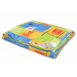 Одеяло Alvitek Одеяло Холфит, легкое, цветной, 140*205 см одеяло альвитек холфит традиция 140 205 см легкое