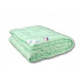 """Одеяло """"Бамбук"""", теплое, зеленый, 172*205 см"""