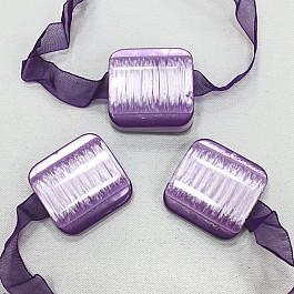 Подхваты для штор Ajur Подхваты магнитные Ajur MI M11-11, сиреневый подхваты raccolto украшение для штор на булавке