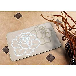 Коврик для ванной Tango Коврик для ванной Tango Две розы дизайн 02, 50*80 см коврик для ванной tango persian night 50 80 см коричневый