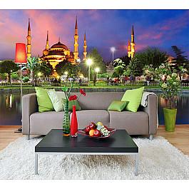 Фотообои Фотообои Голубая мечеть, 368*254 см цена