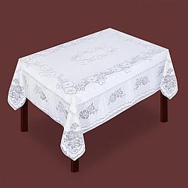 Скатерти Zlata Korunka Скатерть №80021, белая скатерть бум papstar soft 120х180см белая