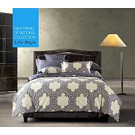 цена Постельное белье Tango КПБ Сатин дизайн 673 (1.5 спальный) онлайн в 2017 году