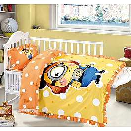 Постельное белье Tango КПБ Ясли HamiCat дизайн 12 (Новорожденный) кпб облачко день рожденья ясли