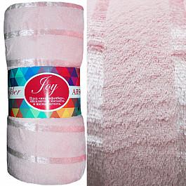 Плед TexRepublic Плед Absolute Joy, розовый, 150*200 см плед dome kappe цвет розовый 150 х 200 см