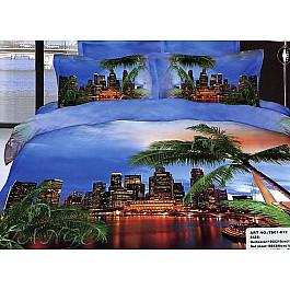 Постельное белье Tango КПБ Cатин дизайн 812 (Семейный) недорго, оригинальная цена