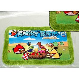 Коврик для ванной Tango Детский коврик для ванной Angry Birds Seasons, 40*60 см