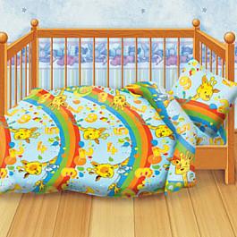 Постельное белье Кошки-Мышки КПБ детский бязь 'Кошки-мышки' КДКм-1 рис.8359-1 Веселый счет наволочка для подушки кошки мышки