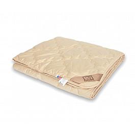 """Одеяло """"Гоби"""", всесезонное, бежевый, 140*205 см"""