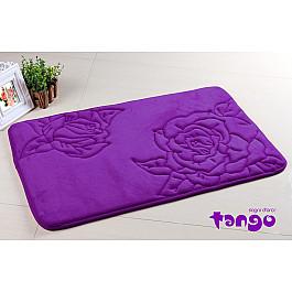 Коврик для ванной Tango Коврик для ванной Tango Rose дизайн 06, 50*80 см коврик для ванной tango persian night 50 80 см коричневый