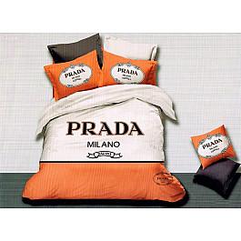 цена на Постельное белье Tango КПБ Сатин Brands дизайн 1 (Семейный)