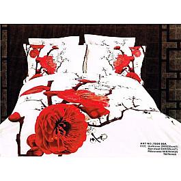 Постельное белье Tango КПБ Cатин дизайн 09A (Евро) все цены