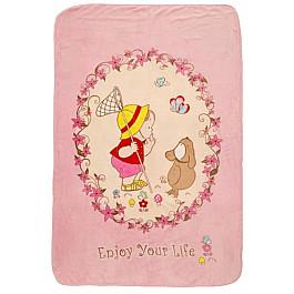 Плед Tango Плед детский микрофибра Фланель дизайн 06, 100*140 см