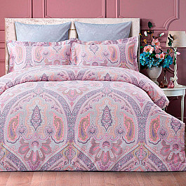 Постельное белье Arya КПБ Arya Pure Living Dakota (Семейный), розовый dakota suite dakota suite alone with everybody