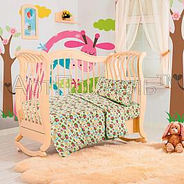 Постельное белье Арт-постель КПБ бязь ясли Добрый жук (Новорожденный) кашура а цуриков м страшный жук добрый жук