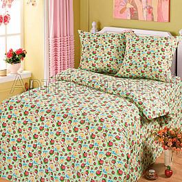 Постельное белье Арт-постель КПБ бязь для детей Добрый жук (1.5 спальный) кашура а цуриков м страшный жук добрый жук