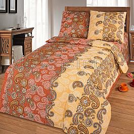 Постельное белье Арт-постель КПБ из бязи арт. 100 Амаретто (1.5 спальный) арт постель одиссей