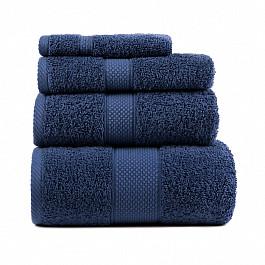 Полотенца Arya Полотенце однотонное Arya Miranda Soft, темно-синий, 70*140 см полотенца valentini полотенце earleen цвет темно синий набор