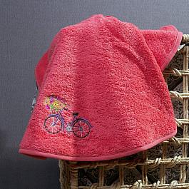 Полотенца Arya Полотенце кухонное Arya Garden, коралловый, 70*70 см полотенце кухонное мультидом русский стиль 42 72 см