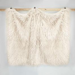 Плед Arya Плед искусственный мех Arya Vivense, бежевый, 130*170 см стоимость
