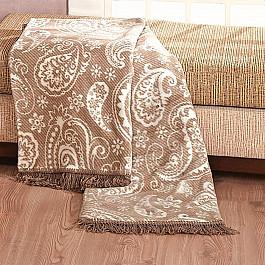 Плед Arya Плед хлопок Arya Paisley Stone, 200*220 см стоимость