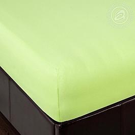 Простыни Арт-постель Простынь трикотажная на резинке Яблоня, 180*200 простыни арт постель простынь трикотажная на резинке незабудка 180 200