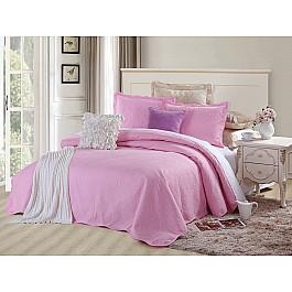 Покрывало Tango Покрывало Marrakech, розовое, 240*260 см цена