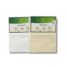 цена Простыни Alvitek Простынь сатин жаккард на резинке, белый, 140*200*25 см онлайн в 2017 году