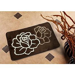 Коврик для ванной Tango Коврик для ванной Tango Две розы дизайн 01, 50*80 см коврик для ванной tango persian night 50 80 см коричневый