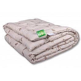 Одеяло Alvitek Одеяло Овечья шерсть, теплое, кремовый, 140*205 см одеяло альвитек овечья шерсть комфорт 140 205 см голубой