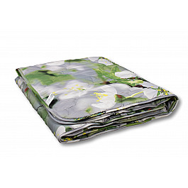 Одеяло Alvitek Одеяло Овечья шерсть, всесезонное, цветной, 200*220 см одеяло альвитек овечья шерсть традиция 200 220 см