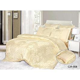 Постельное белье Alvitek КПБ сатин жаккард дизайн 008 (Евро) постельное белье alvitek кпб сатин жаккард дизайн 011 евро