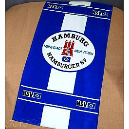 Полотенца Tango Пляжное полотенце Hamburg, 75*150 см, синий, белый 257ers hamburg
