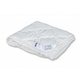 """Одеяло """"Шелк-нано"""", всесезонное, молочный, 172*205 см"""