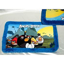 Коврик для ванной Tango Детский коврик для ванной Angry Birds, 40*60 см цены