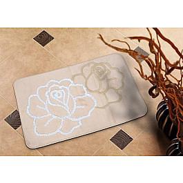 Коврик для ванной Tango Коврик для ванной Tango Две розы дизайн 05, 50*80 см коврик для ванной tango persian night 50 80 см коричневый