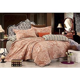 Постельное белье Tango КПБ Сатин Twill дизайн 128 (1.5 спальный)