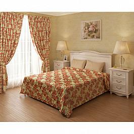 Комплект для спальни Комплект для спальни Селена, терракотовый