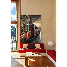Фотообои Фотообои Трамвай, 194*270 см футболка классическая printio трамвай