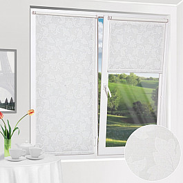 Шторы рулонные DDA Рулонная штора Жасмин, ширина 43 см рулонные шторы dda жасмин принт белый 57x170 см