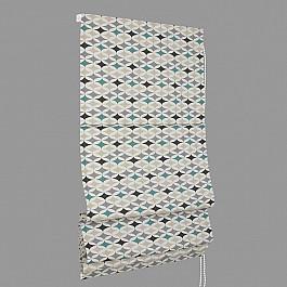 Римские шторы ШтораНаДом Римская штора Izumi Coord HP, бежевый (beige) 81, ширина 140 см телевизор izumi 15