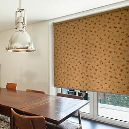 Шторы рулонные ролло Delfa Рулонная штора ролло Deste Design Флора, 160 см шкаф диван ру манхэттен 23 160 240 флора 3 двери